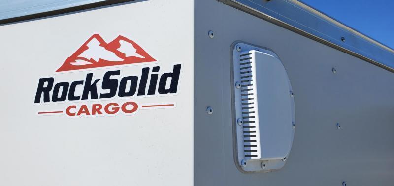 2022 Rock Solid Cargo 6'x12' Enclosed Cargo Trailer