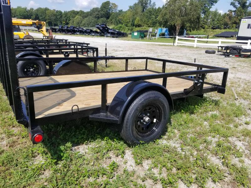 "2021 Load Trail 77"" X 10' Single Axle Utility Trailer"