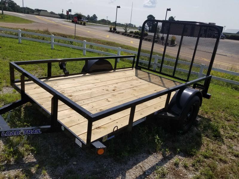 "2021 Load Trail 77"" X 10' Single Axle Utility Trailer"
