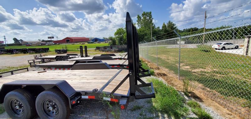 "2022 Load Trail 83""x18' Tandem Axle Equipment Trailer"