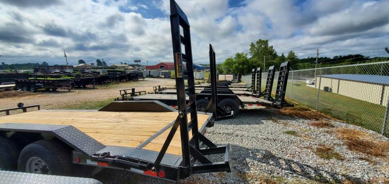 "2022 Load Trail 102""x20' Equipment Trailer"