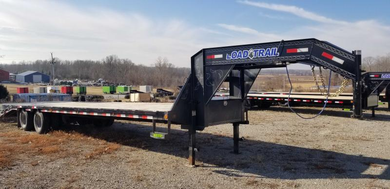"""2021 Load Trail 102"""" x 32' Low Pro Flatbed Trailer"""