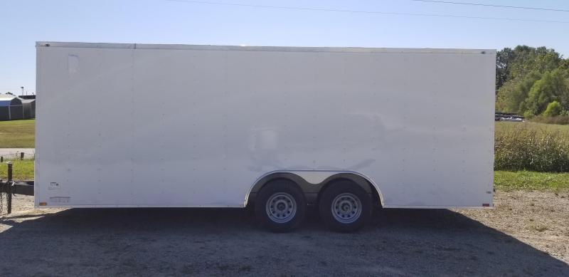 2020 Quality Cargo 8.5 x 20 Enclosed Cargo Trailer