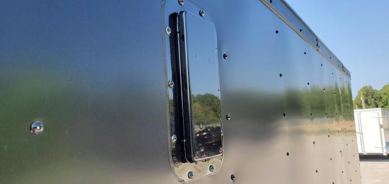 2022 Rock Solid Cargo 6' x 12' Tandem Axle Enclosed Cargo Trailer