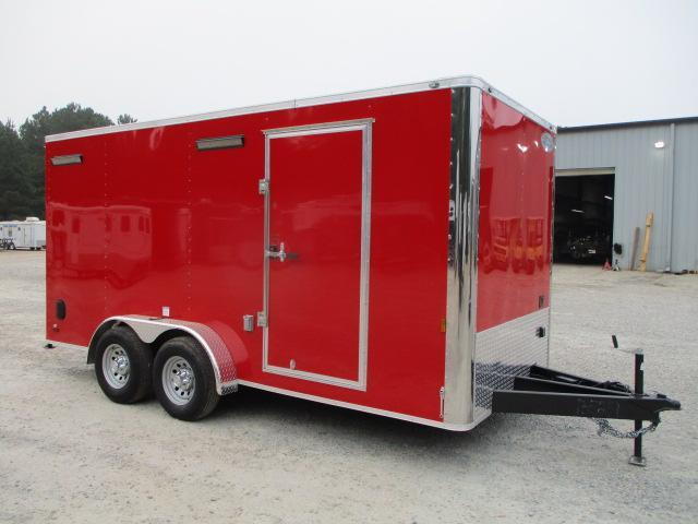 2022 Continental Cargo Sunshine 7x16 Enclosed Cargo Trailer
