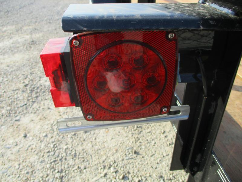 2021 Texas Bragg Trailers 6x14P Heavy Duty Utility Trailer with Gate