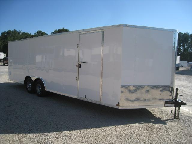2020 Lark 24 Vnose Car / Racing Trailer