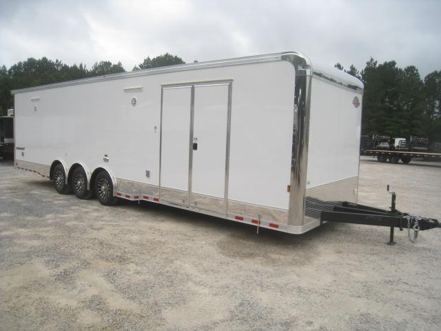 2021 Cargo Mate Eliminator SS 32' Car / Racing Trailer