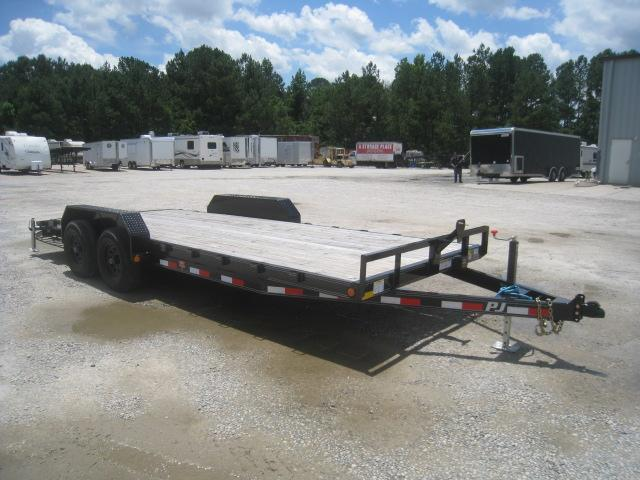 2020 PJ Trailers CE 18 + 2 Equipment Trailer with 5200LB Axles