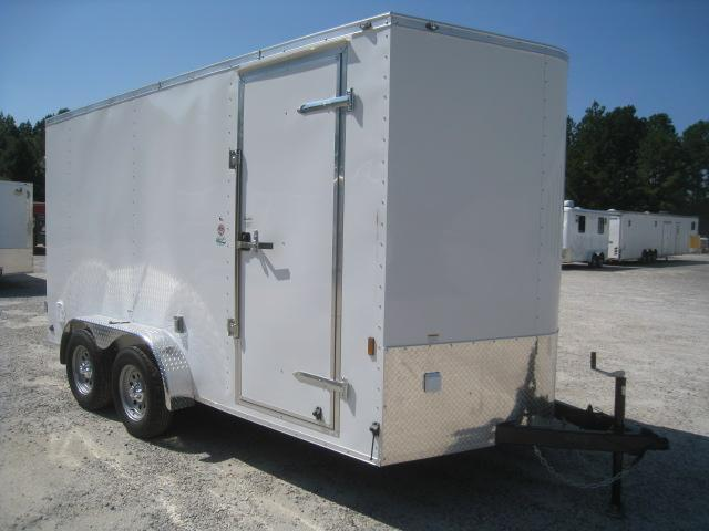 2021 Continental Cargo Sunshine 7x14 Vnose Vendor Trailer