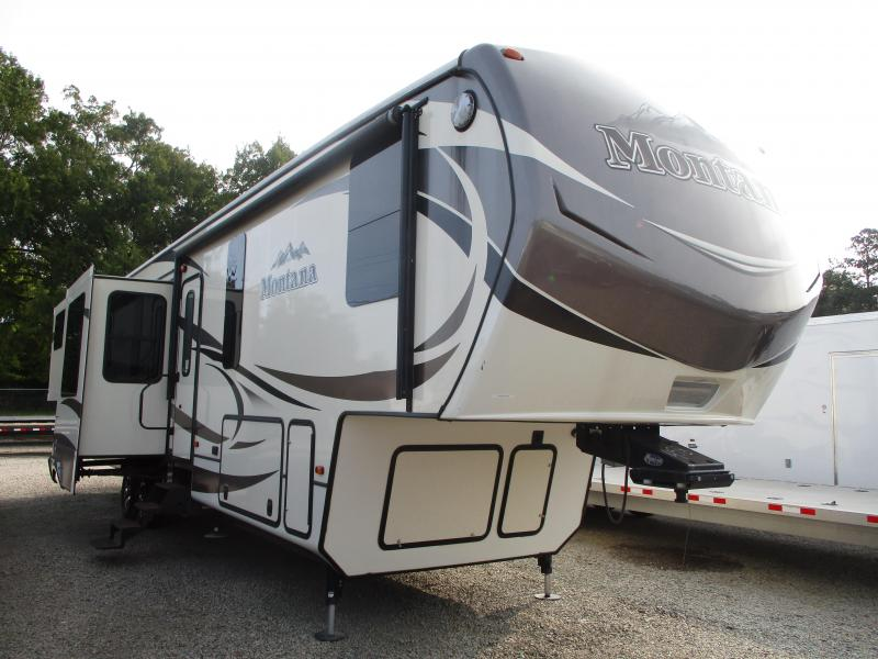2015 Keystone RV Montana 3790RD 5th Wheel Other Trailer