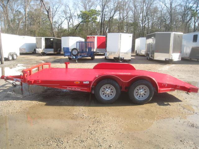2020 Texas Bragg Trailers 16' Classic Car Carrier with Extras