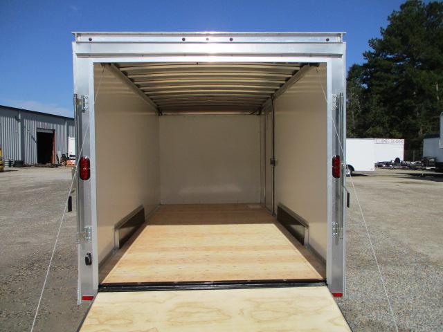 2022 Continental Cargo Rockport 7x16 Commercial Grade Enclosed Cargo Trailer