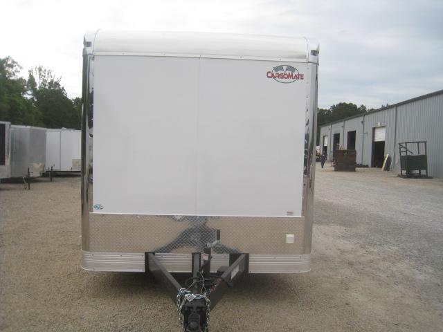 2020 Cargo Mate Eliminator SS 34' Car / Racing Trailer LOADED