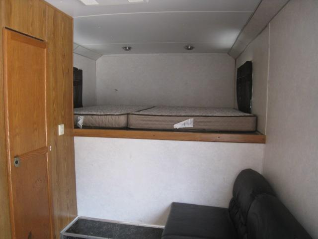 2003 Haulmark Edge Pro 48' Race Trailer with Escape Pkg Living Quarters