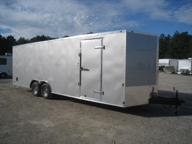 2021 Continental Cargo Sunshine 24' Vnose Enclosed Race Trailer