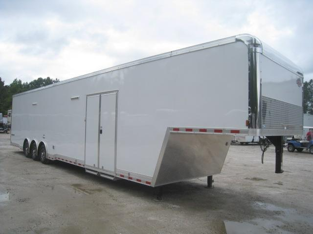 2020 Cargo Mate Eliminator 44' Gooseneck Car / Racing Trailer