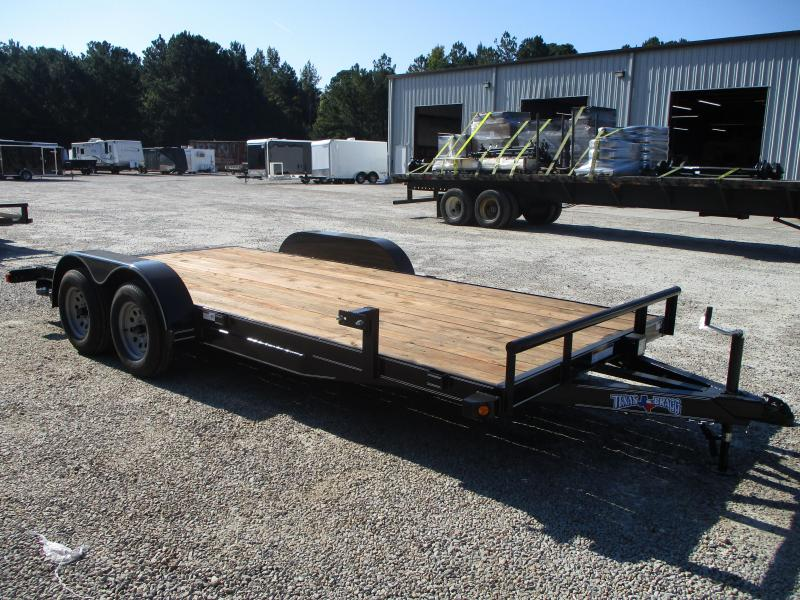 2020 Texas Bragg Trailers 16+2 Heavy Car Hauler