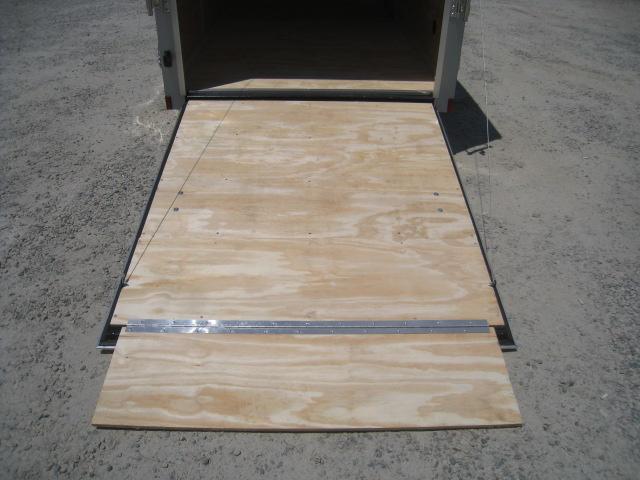 2021 Continental Cargo Sunshine 6x12 Vnose Enclosed Cargo Trailer with Ramp Door