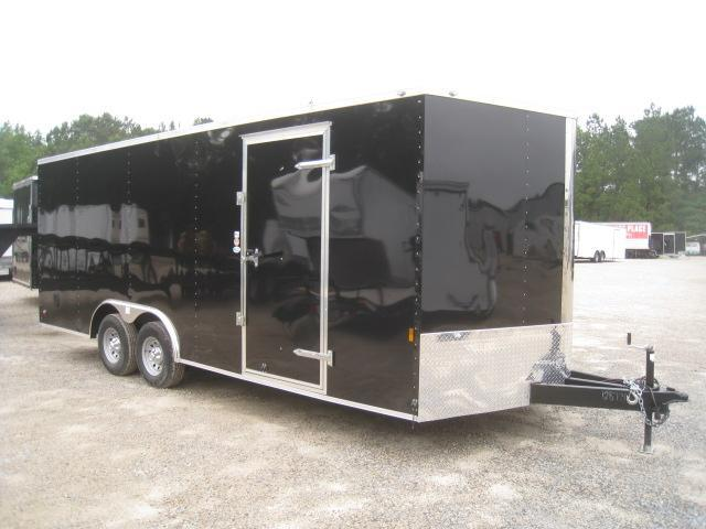 2021 Continental Cargo Sunshine 20' Vnose Racing Trailer