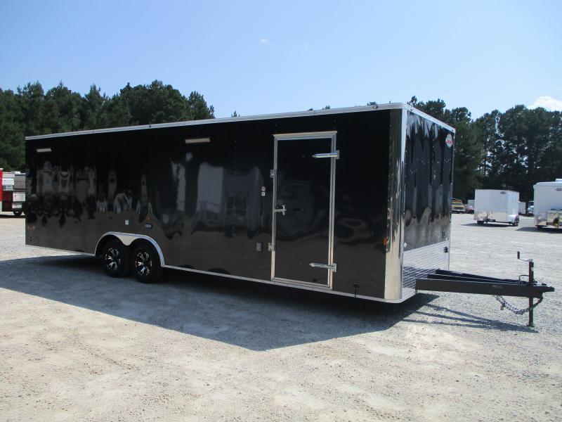 2022 Continental Cargo Sunshine 28' Race Trailer Loaded