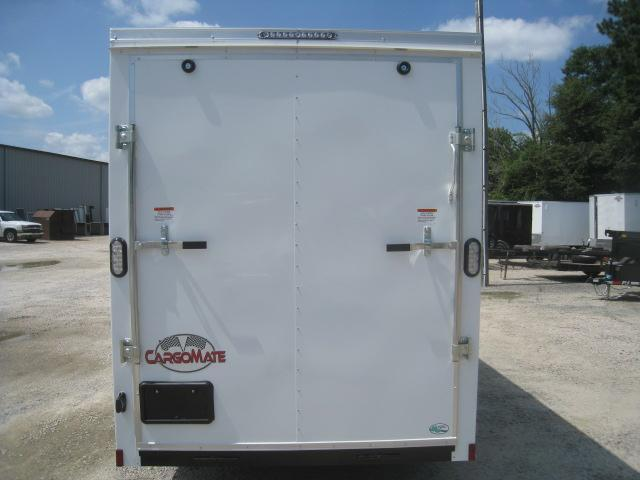 2021 Continental Cargo Sunshine 6x12 Vnose Enclosed Cargo Trailer with Extra Height and Ramp