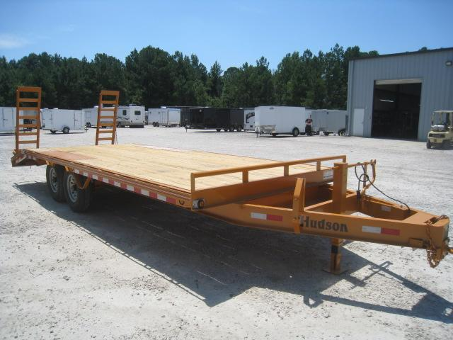 2020 Hudson Brothers HTMBG 7 Ton Deckover Equipment Trailer