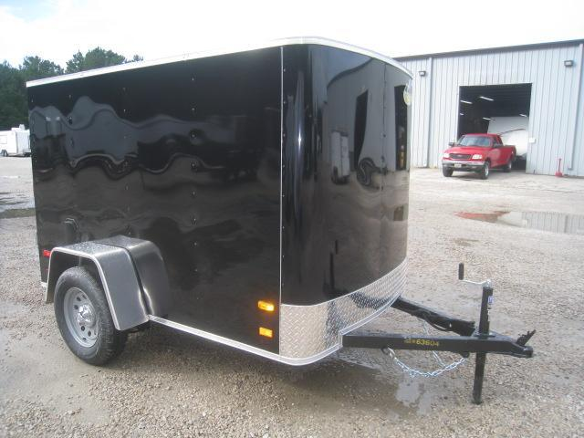 2021 Covered Wagon Trailers Series 5x8 Enclosed Cargo Trailer
