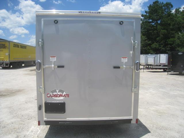 2021 Continental Cargo Sunshine 6x12 Enclosed Cargo Trailer with Ramp Door