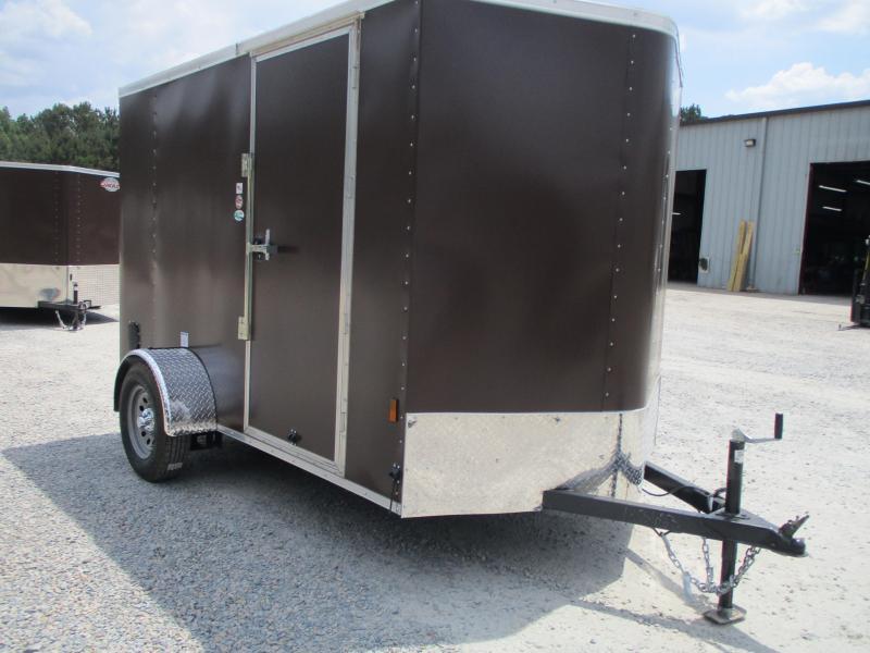 2022 Continental Cargo Sunshine 6X10 Enclosed Cargo Trailer