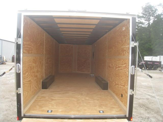 2021 Continental Cargo Sunshine 8.5 x 24 Enclosed Race Trailer with Extra Height