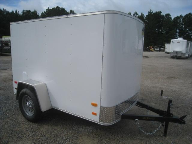 2021 Covered Wagon Trailers Silver Series 5x8 Enclosed Cargo Trailer