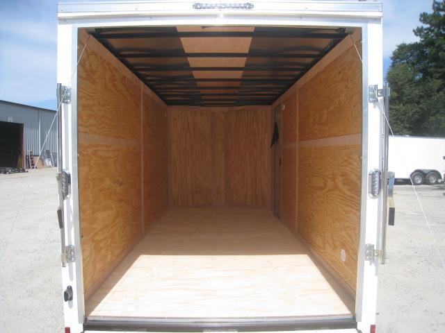2021 Continental Cargo Sunshine 7x16 Vnose Enclosed Cargo Trailer