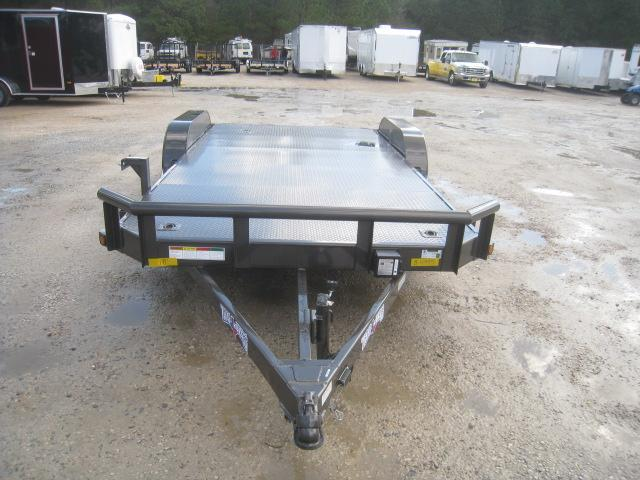 2020 Texas Bragg Trailers 18' Classic Car Carrier with Extras