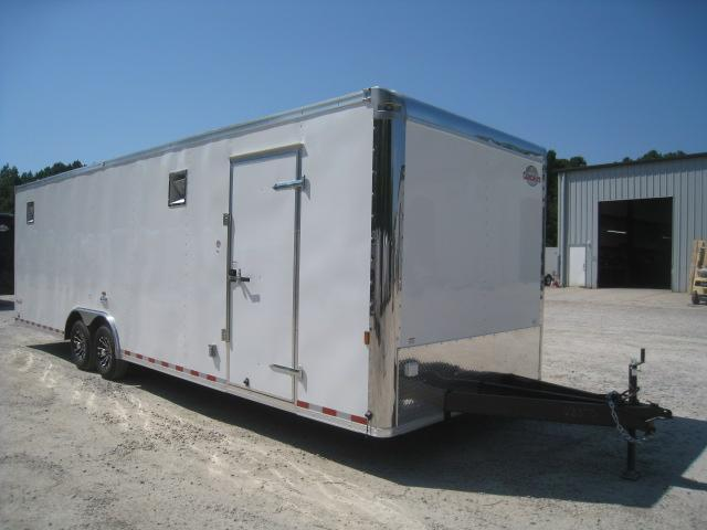 2021 Continental Cargo Sunshine 28' Loaded Race Trailer