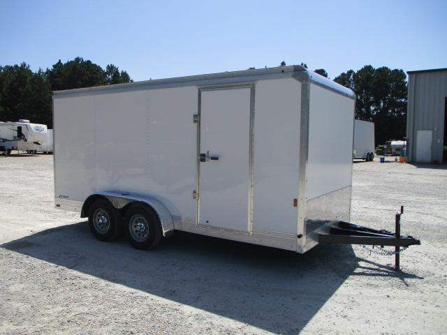 2021 Forest River, Inc. Rockport Commercial Grade 7 x 16 Enclosed Cargo Trailer