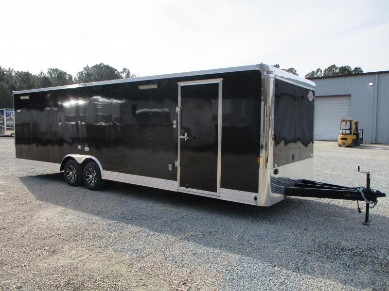 2021 Continental Cargo Sunshine 28' Loaded Enclosed Race Trailer