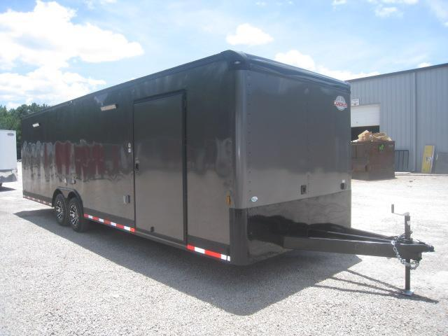 2021 Continental Cargo Sunshine 28' Car / Racing Trailer LOADED