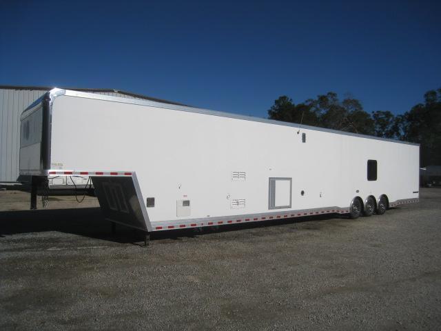 2020 Cargo Mate Eliminator 53 Car / Racing Trailer