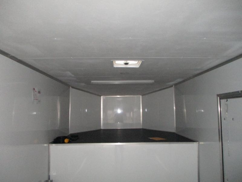 2021 Cargo Mate Eliminator 40' Gooseneck Race Trailer with Extras