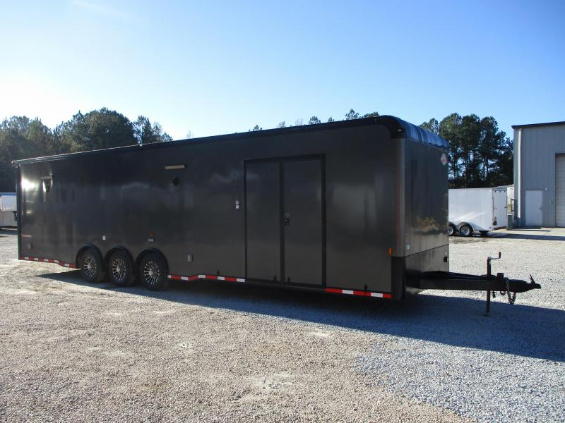2021 Cargo Mate Eliminator SS 34' Car / Racing Trailer