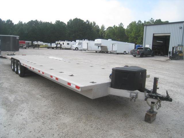 2010 Other 34' Aluminum Open (2) Car / Racing Trailer