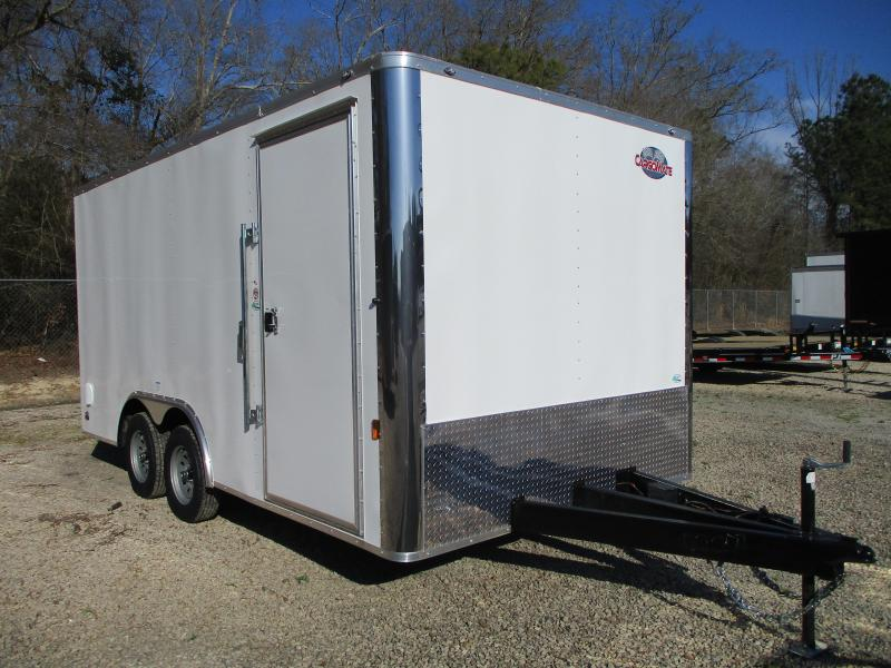 2022 Continental Cargo Sunshine 8.5x16 Car / Racing Trailer