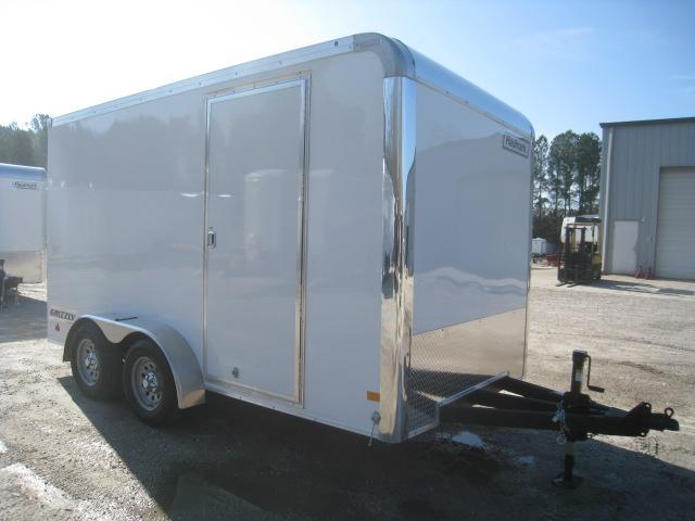 2020 Haulmark 7x14 Grizzly HD Enclosed Cargo Trailer