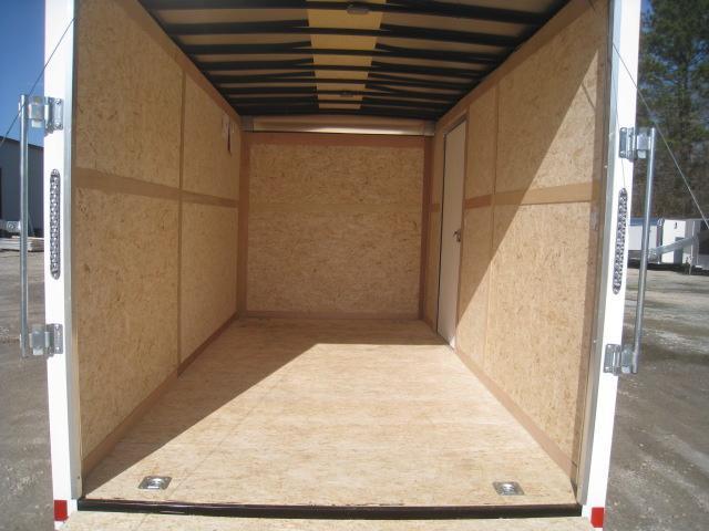 2020 Haulmark 7x14 Grizzly HD Enclosed Cargo Trailer
