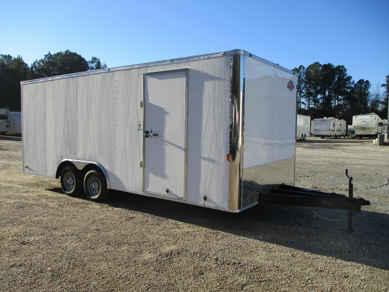2021 Continental Cargo Sunshine 8.5x20 Car / Racing Trailer