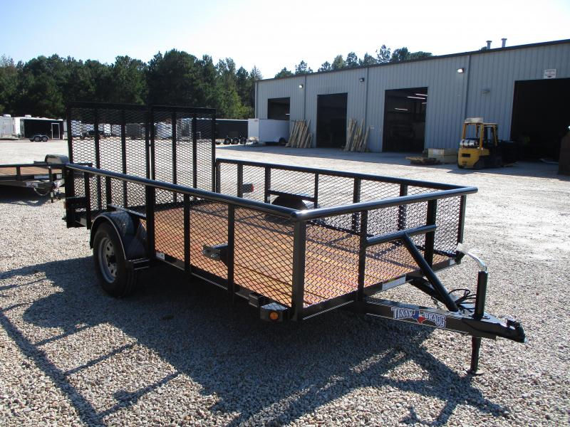 2020 Texas Bragg Trailers 6 x 12 Heavy Duty Utility Trailer