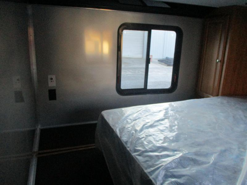 2021 Cargo Mate Eliminator SS 44' Full Bathroom Race Trailer Loaded