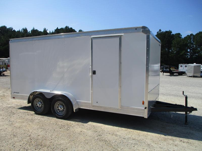 2021 Forest River, Inc. Rockport 7 x 16 Commercial Grade Enclosed Cargo Trailer