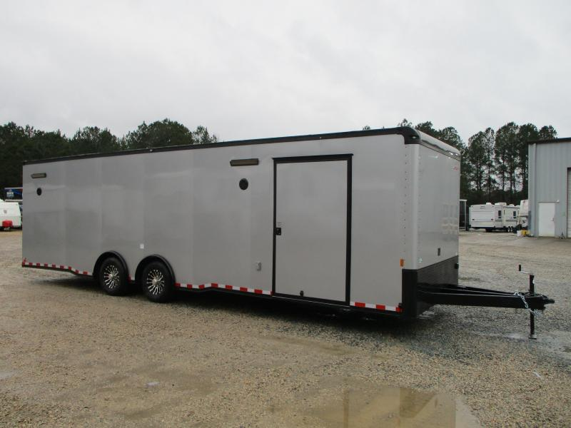 2021 Continental Cargo Sunshine 30' Loaded Spread Axle Car / Racing Trailer